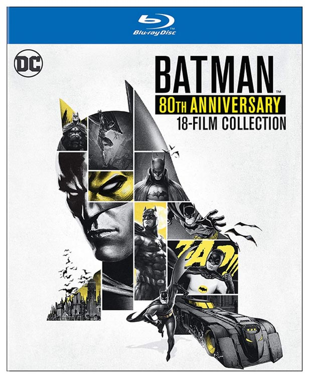 Batman 18 Film Collection