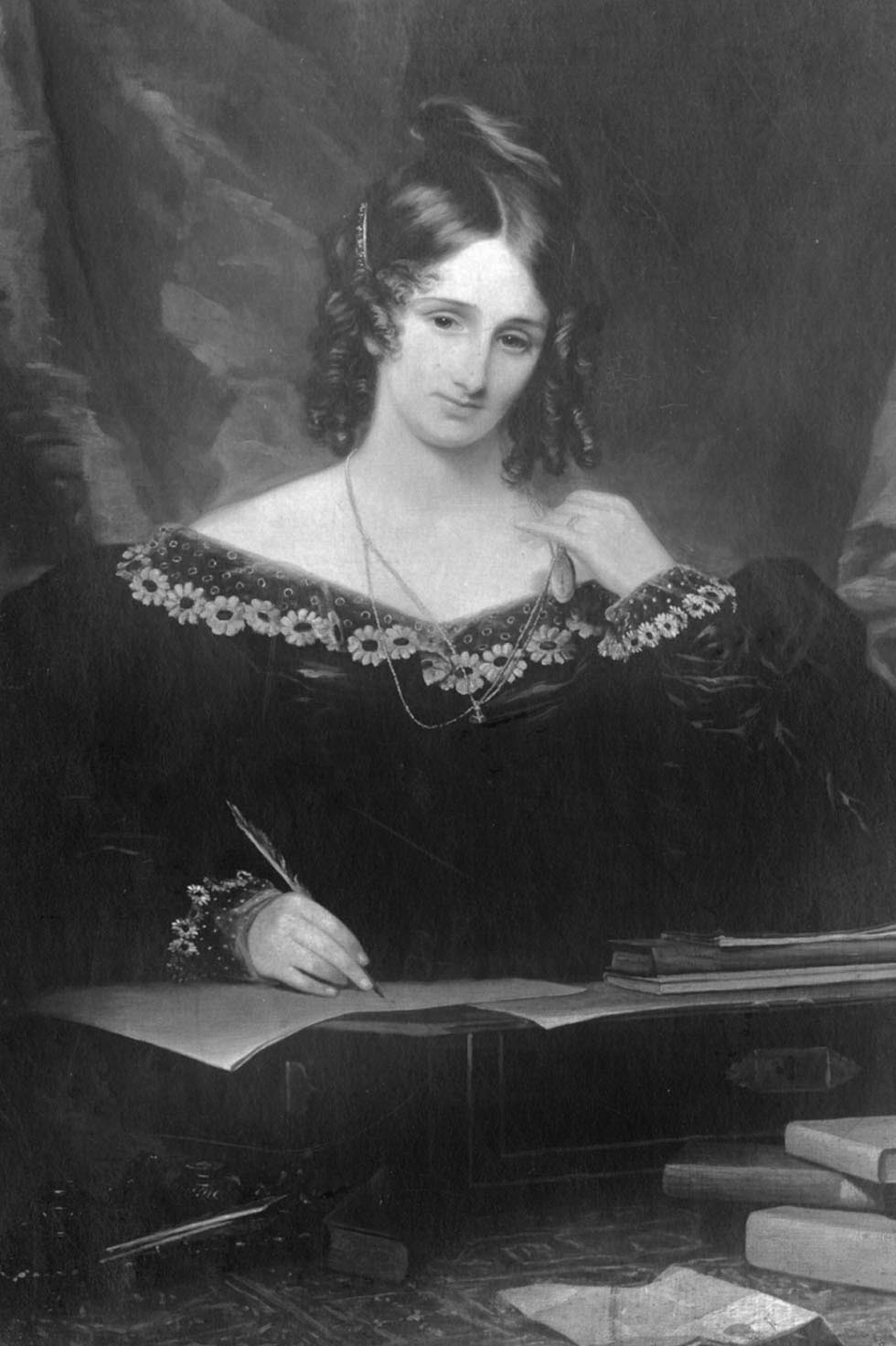 Mary Shelley August 30, 1797 – February 1, 1851