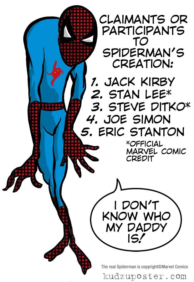 SPider-Man Origin who is the daddy