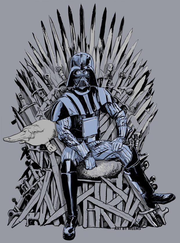 Darth Throne of Game