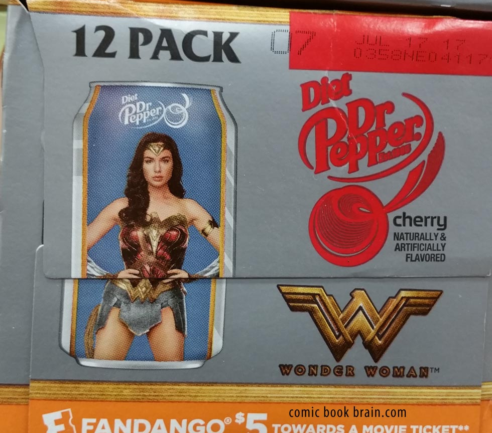 12 Pack Wonder Woman Gal Gadot