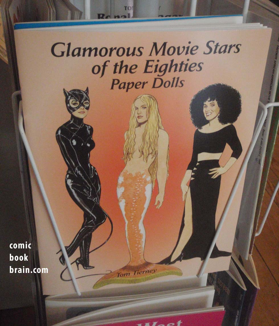 Glamour Stars 80s Catwoman