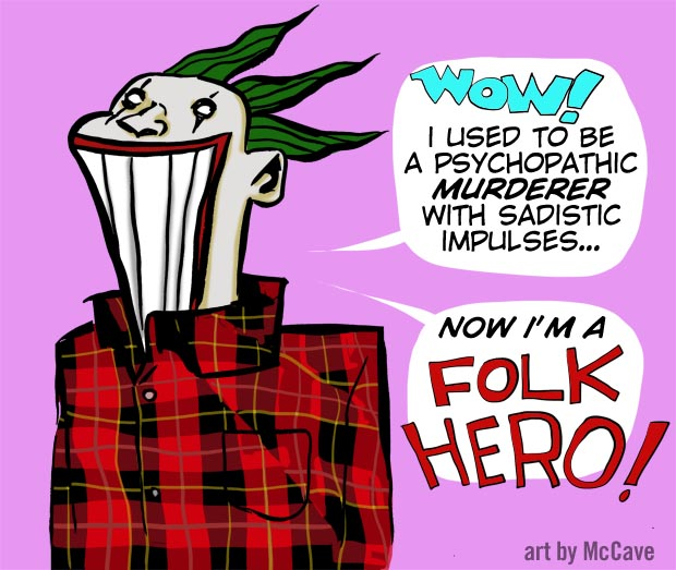Joker Folk Hero