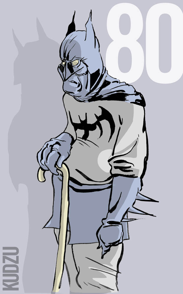Batman Turns 80