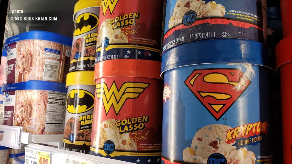 Ice Cream Super Heroes