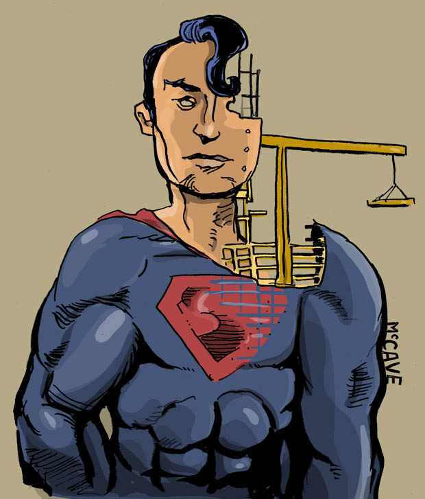 Superman Retooled