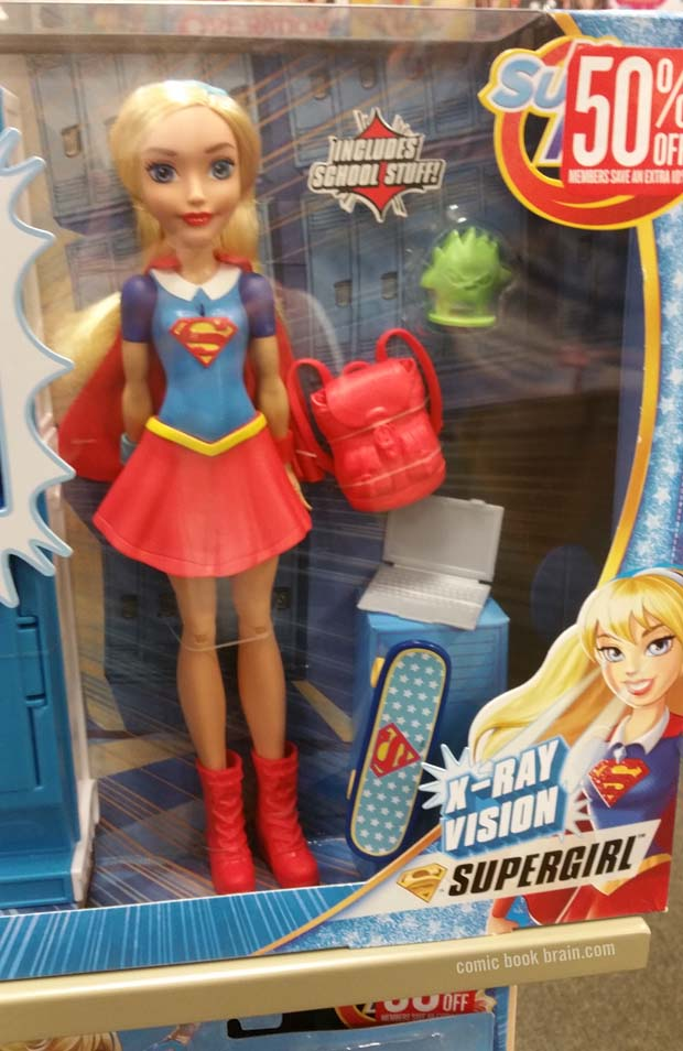 Supergirl Toy