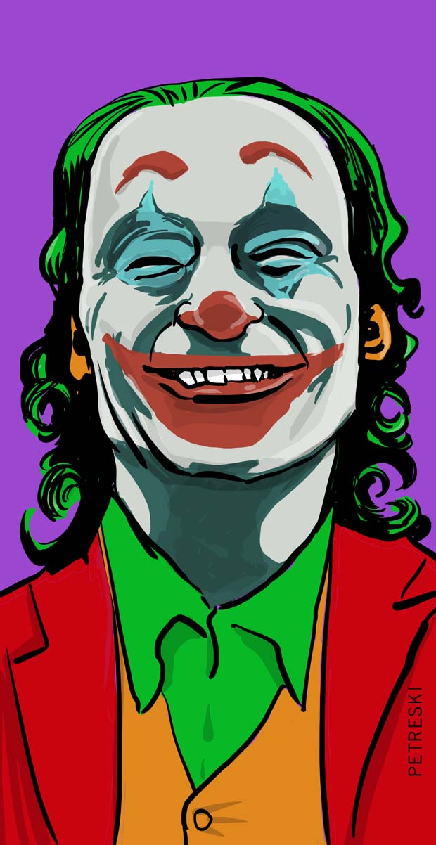 Joker One BIllion Dollars