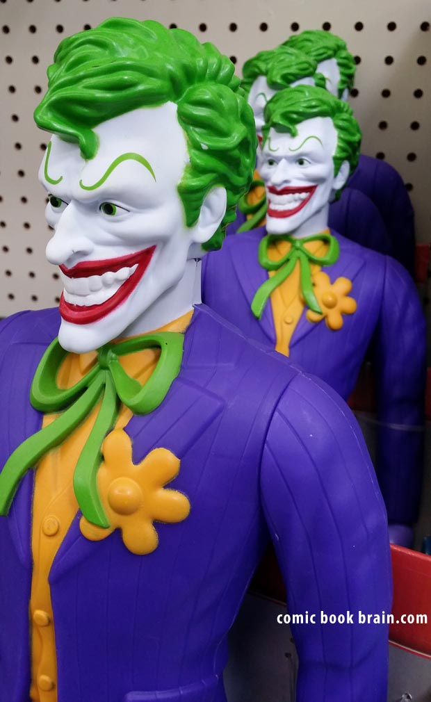 The Joker Doll