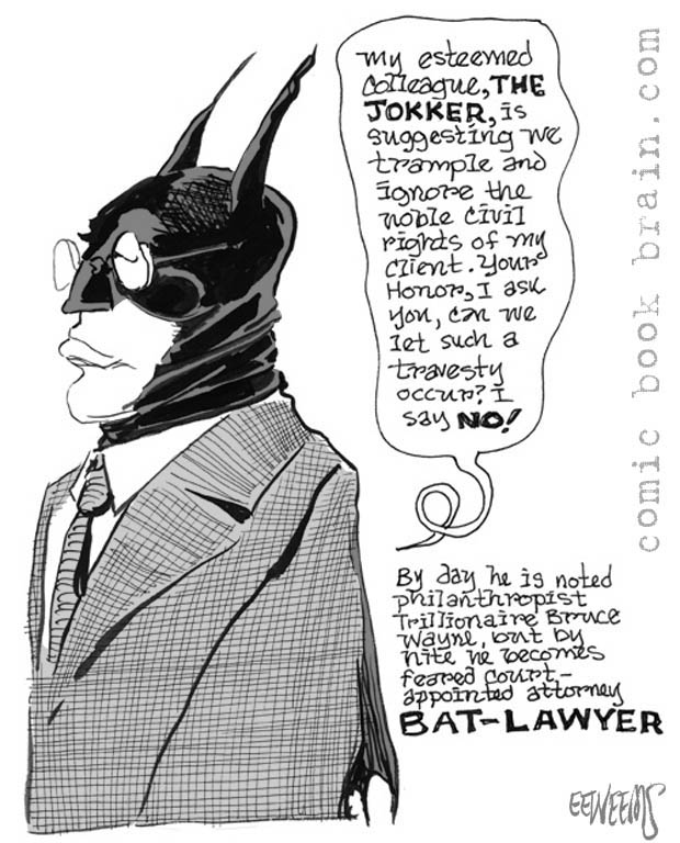 Bat-Lawyer