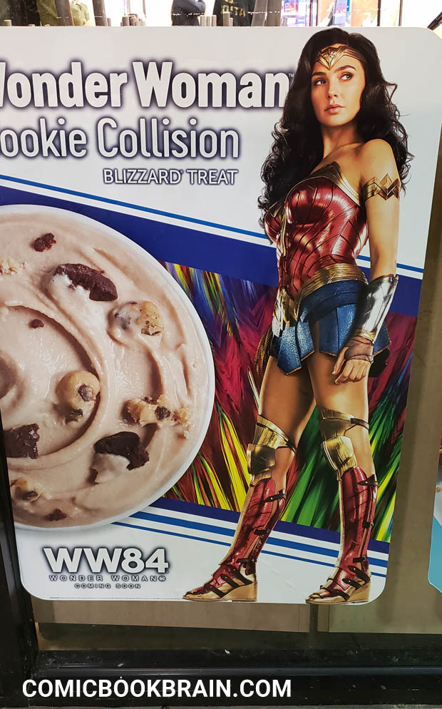 Gal Gadot Cookie Collision