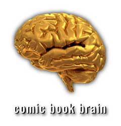 Comic Book Brain