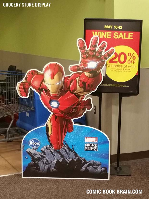 Tony Stark Wine Sale